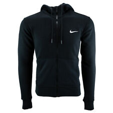 Nike Men's Club Swoosh Full Zip Fleece Hoodie