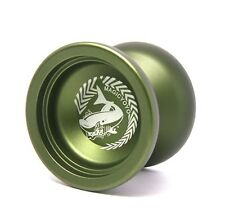 YOYO magicyoyo YOYO N12 SHARK HONOR grün High Performance Metal Yoyo GlasXpert