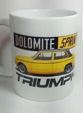 Triumph Dolomite Sprint Gift Mug