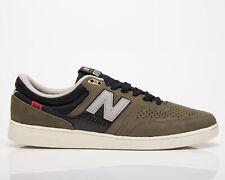 New balance numérico 508 Brandon Westgate Para Hombres Negro Oliva Zapatos de Skate Tenis
