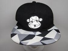 Miniso Japan Snapback Baseball Cap Monkey Black One Size