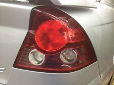 VZ SS HOLDEN COMMODORE factory Tinted  Tail lights Fits VY SS  LS1