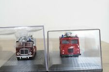 2x Oxford Fire Engines 1:76 Scale - See description
