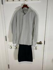 STARZ Power James 'Ghost' St. Patrick - Omari Hardwick Dress Shirt & Trousers