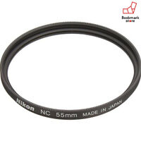 NEW Nikon 55mm Neutral Color NC Filter Lens Protector Clear Filter NC-55 mm JPN