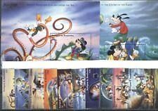 Walt Disney, Jules Verne - Antigua u.Barbuda - ** MNH
