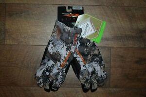 Sitka Gear Men's Stratus WS Glove 90093 Size XL (Optifade Elevated II) NWT
