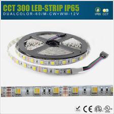 �œ… LED Dual Color CCT Temperatur Streifen WW CW Netzteil Controller IP20 o. IP65