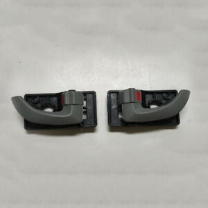 Genuine Inside Door Handle LH RH 2p 1Set for 2005 2009 Hyundai Tucson
