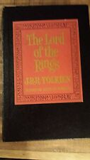 THE LORD OF THE RINGS - Boxed Set (3) by J.R.R. Tolkien / 1st Printing, 2nd Ed.