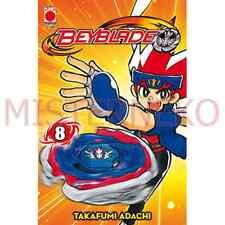 Manga - Beyblade 8 - Panini Comics