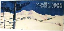 RENAULT NOEL Stella Modèles Voitures sales brochure 1933/34 #PG.164-12-33 français