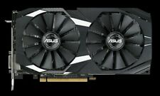ASUS Radeon RX 580 O4G Dual-fan OC GDDR5 DUAL-RX580-O4G Video Card New!