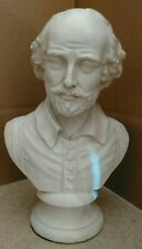 William Shakespeare Large Bust -- Nearly a Foot Tall