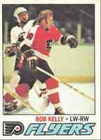 1977-78 O-Pee-Chee Bob Kelly Philadelphia Flyers #178