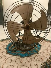 VINTAGE GE GENERAL ELECTRIC FAN (WORKS)