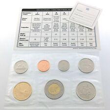 Canada 2003 Uncirculated Set Royal Canadian Mint RCM P681