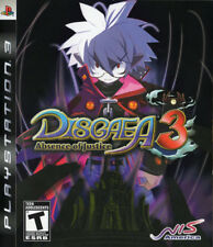 Disgaea 3: Absence of Justice PS3 New Playstation 3