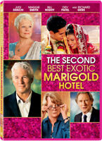 The Second Best Exotic Marigold Hotel [New DVD] Dolby, Digital Theater System,
