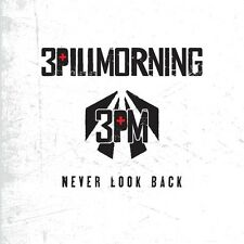 3 Pill Morning - Never Look Back [New CD]