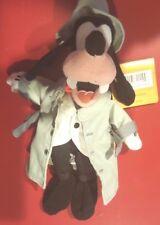 Disney 00 Zero Goofy Mini Bean Bag Beanie w/tags Secret Agent Spy