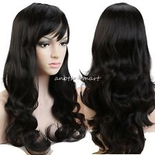 Wigs Long Straight Curly Cosplay Party Costume Anime Hair Full Wig for Halloween