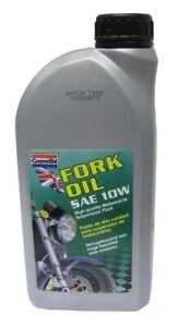 Bremen Fork Oil SAE 10w 1 Lt
