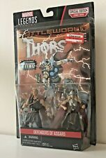 "Thor & Odinson Action Figures w/Comic Book - Marvel Legends 3.75"" Action Figures"