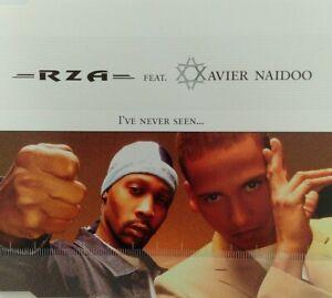 RZA Featuring Xavier Naidoo – I've Never Seen CDSingle VGC FREEPOST