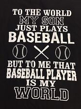 Baseball Mom Shirt Personalized New Baseball Number Personalized My Son