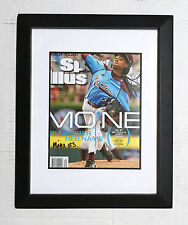 Ll World Series Mo'Ne Davis Signed Autographed Framed Sports Illustrated Proof