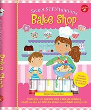 Bake Shop: Create your own illustrated tasty treat