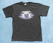 Project Pitchfork T-Shirt Amnistia Prospective NACHTSEQUENZ Größe M Zwickau 2009