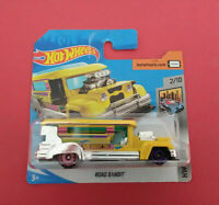 HOT WHEELS - ROAD BANDIT - HW METRO - SHORT CARTE - GHB83 - R 5966