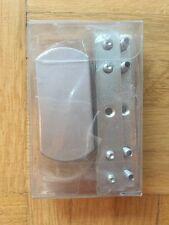 2 x IKEA Kvartal Verbindung - Stück Verbinder für Gardinenschiene + 2 Endkappen