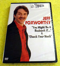 Jeff Foxworthy: You Might Be A Redneck If... ~ New DVD Movie ~ Comedy Video
