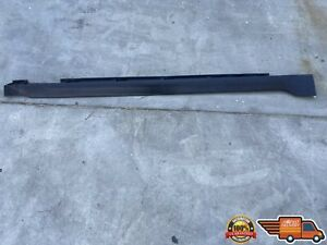 2013-2016 SUBARU CROSSTREK XV RIGHT PASSENGER SIDE ROCKER PANEL MOLDING OEM 13