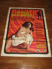 manifesto,La valle delle bambole,Valley of the Dolls,Sharon Tate,Robson,1967
