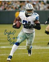 Ezekiel Elliott Autographed Signed 8x10 Photo ( Cowboys ) REPRINT