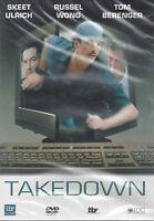 Dvd **TAKEDOWN** nuovo sigillato 1998