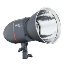 walimex pro Newcomer 150Ws Studioblitz, eingebauter Empfänger, Standardreflektor
