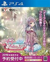Atelier of Lulua - Alchemist of Arland 4 ~  PS4 Japan