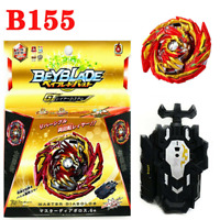 B-155 BEYBLADE Fire BURST B155 Starter Master Diabolos Gn With L/R launcher New
