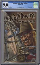 Nightmare on Elm Street Special #1 CGC 9.8 NM/MT Wp Avatar 2005 Freddy Kreuger