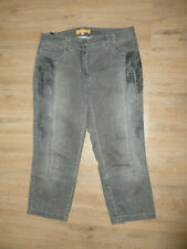 Caprihose Jeans grau Biba Crisca 36 S