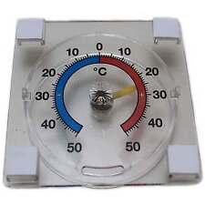 Fensterthermometer Fenster Thermometer Außenthermometer Fensterscheibe