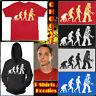 CHOOSE T-Shirt Hoodie The Big Bang Theory of Robot Evolution Seen Sheldon Cooper