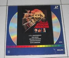 Laser Disc STATI DI ALTERAZIONE PROGRESSIVA di Alan Rudolph ITA LD Laserdisc