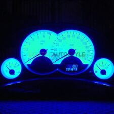 VAUXHALL CORSA C BLUE FULL LED SPEEDO DASH KIT + LED INTERIOR LIGHT