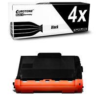 4x Eurotone Toner kompatibel für Brother HL-L-5100-DNTT MFC-L-5750-DW